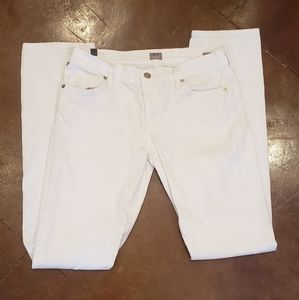 Citizens of Humanity Ava White Jeans Size 29